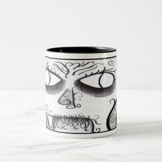 魔法使い ツートーンマグカップ