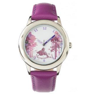 魔法時間の妖精森林 腕時計