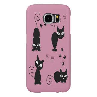 魔法猫 SAMSUNG GALAXY S6 ケース