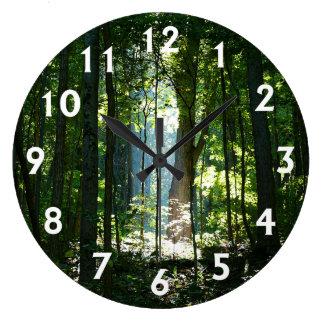 魔法 ラージ壁時計