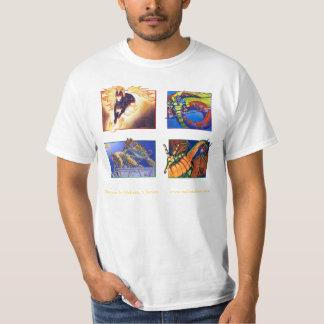 魔法: 集まるTシャツ Tシャツ