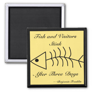 魚および訪問者の悪臭の磁石 マグネット