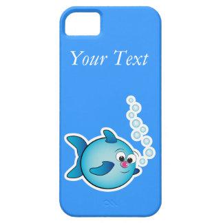 魚とのiPhone5場合 iPhone SE/5/5s ケース