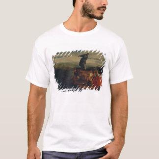 魚に説教するSt Anthony c.1580 Tシャツ