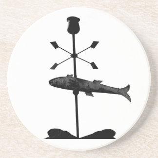 魚のコースター コースター