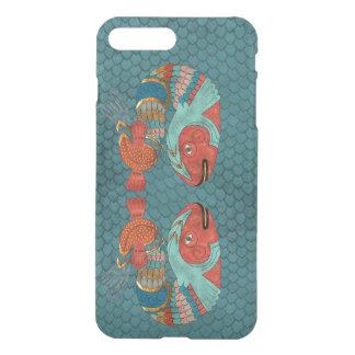 魚のフォーク iPhone 7 PLUSケース