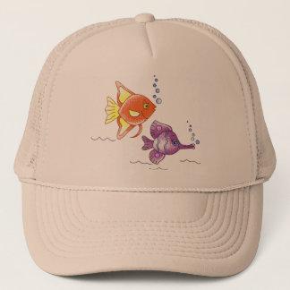 魚の友人 キャップ