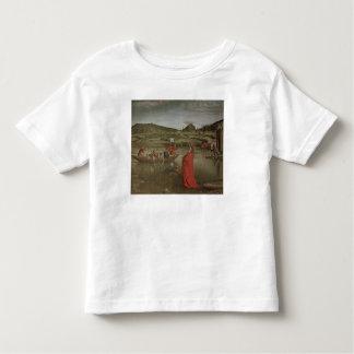 魚の奇跡的な草案 トドラーTシャツ