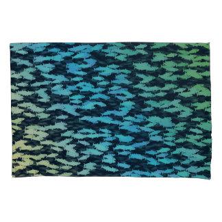 魚の学校 枕カバー