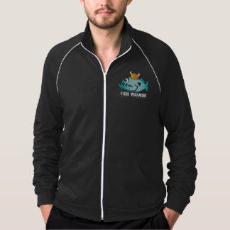 魚の戦士のジャケット ジャケット