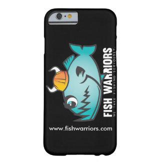 魚の戦士のIphoneの例 Barely There iPhone 6 ケース