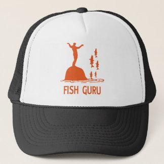 魚の教祖 キャップ