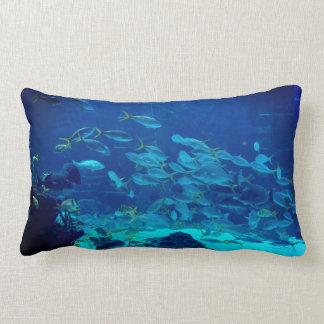 魚の枕 ランバークッション