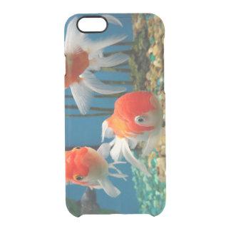魚の物語 クリアiPhone 6/6Sケース