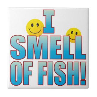 魚の生命Bの臭い タイル