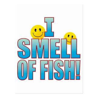 魚の生命Bの臭い ポストカード