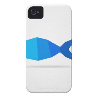 魚の青 Case-Mate iPhone 4 ケース