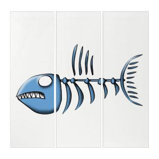 魚の骨 トリプティカ