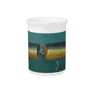 魚の魅惑 ピッチャー