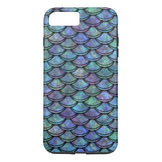 魚スケールパターン数々のな色5 iPhone 8 PLUS/7 PLUSケース