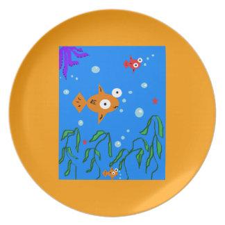 魚プレート プレート