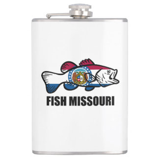 魚ミズーリ フラスク