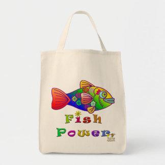 魚力 トートバッグ