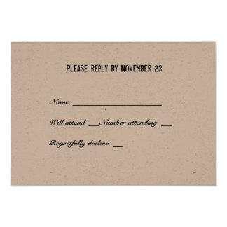 魚釣りの恋人の封筒が付いている素晴らしい捕獲物のrsvp 8.9 x 12.7 インビテーションカード