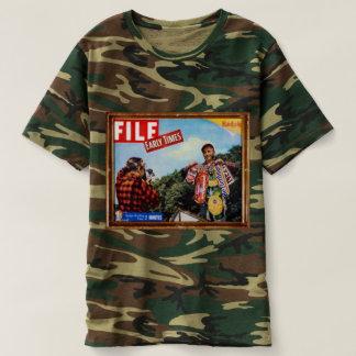 魚釣り物語 Tシャツ