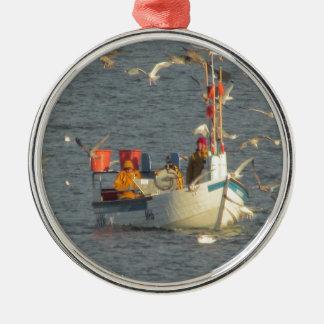 魚釣りboat.JPG メタルオーナメント