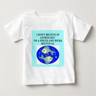 魚類の占星術 ベビーTシャツ
