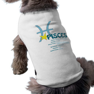 魚類の特性犬のTシャツ ペット服
