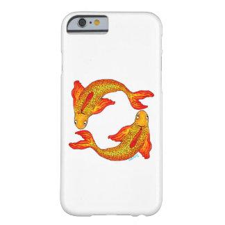魚類の魚の(占星術の)十二宮図の印のiPhoneの場合 iPhone 6 ベアリーゼアケース