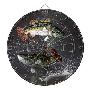 魚類の(占星術の)十二宮図の記号 ダーツボード