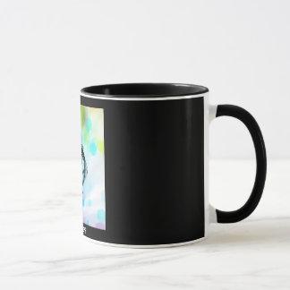 """""""魚類"""" 11 0z。 信号器のコーヒー・マグ マグカップ"""
