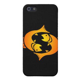 魚類Speckの例 iPhone 5 Cover