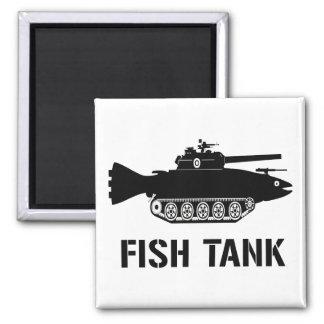 魚飼育用の水槽 マグネット