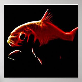 魚1 ポスター