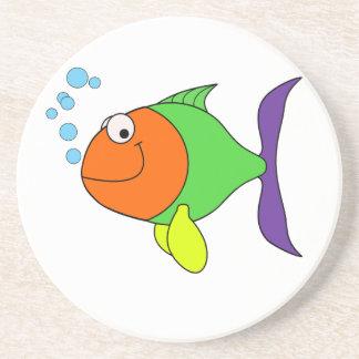 魚 コースター