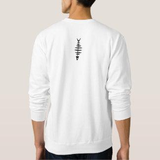 魚 スウェットシャツ