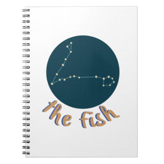魚 ノートブック