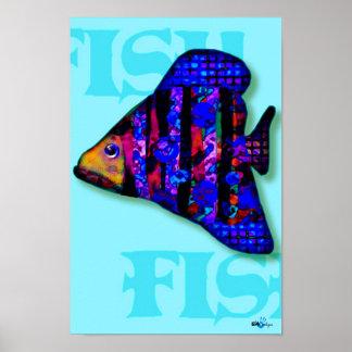魚 ポスター