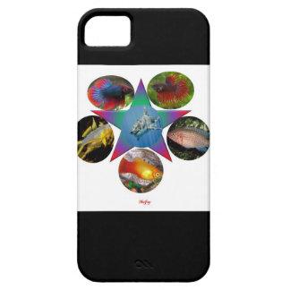 魚、金魚、コイ、魚釣り、海、海、動物 iPhone SE/5/5s ケース