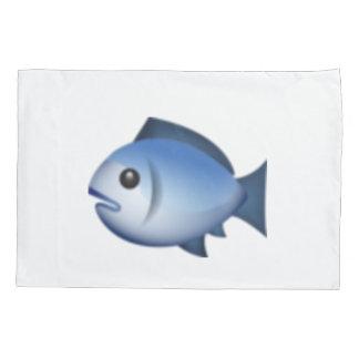 魚- Emoji 枕カバー