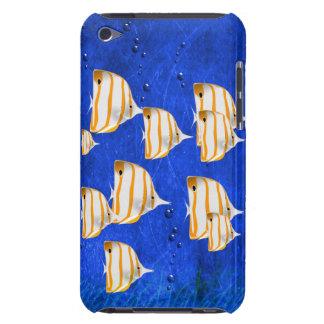 魚- ipod touch、やっとそこに Case-Mate iPod touch ケース