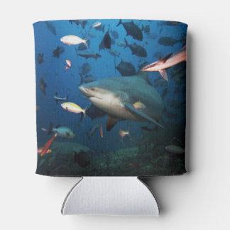 鮫および魚 缶クーラー