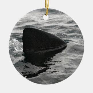 鮫のひれ セラミックオーナメント