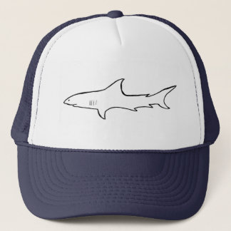 鮫のトラック運転手の帽子 キャップ