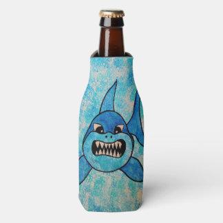 鮫のボトルおよびクーラーボックス ボトルクーラー