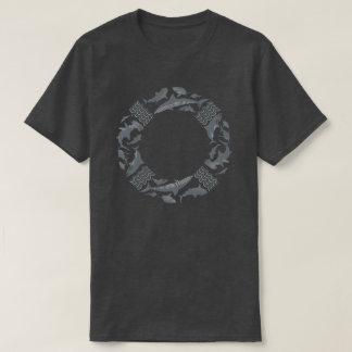 鮫のライフセーバーを救って下さい Tシャツ